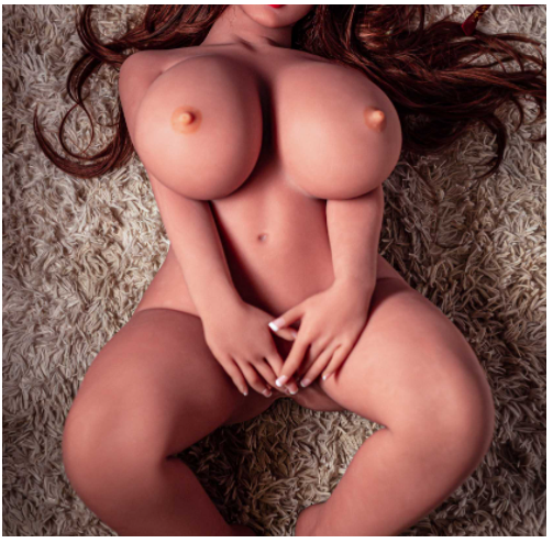 108-4 JD BEYOND new model hot 108cm silicone big fat ass mini sex doll with big boobs for men